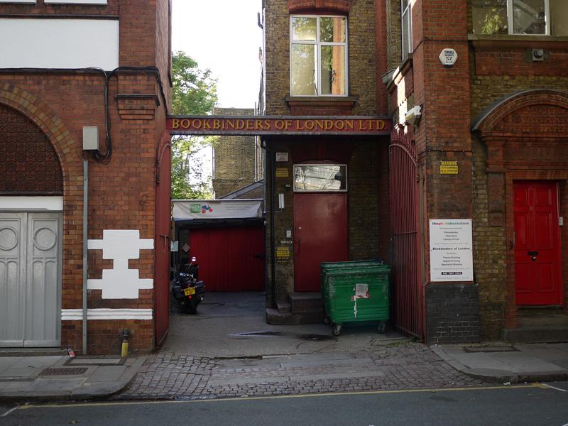 Bookbinders of London