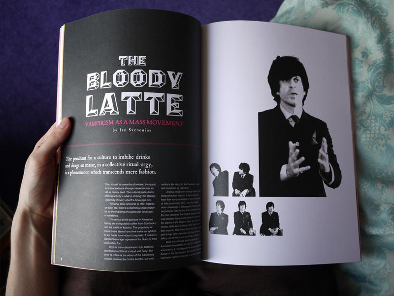 Versus - The Bloody Latte