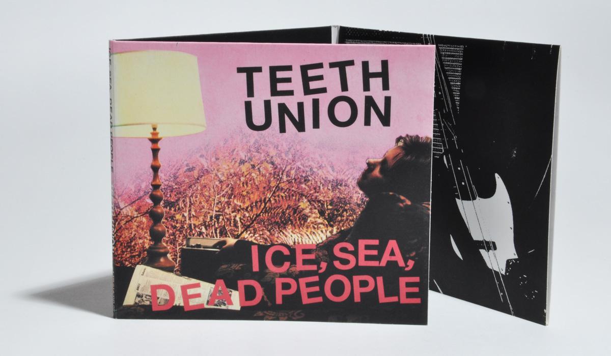 Ice, Sea, Dead People 'Teeth Union'