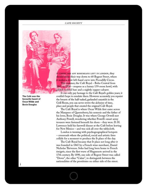 Craig Sharp Town Magazine